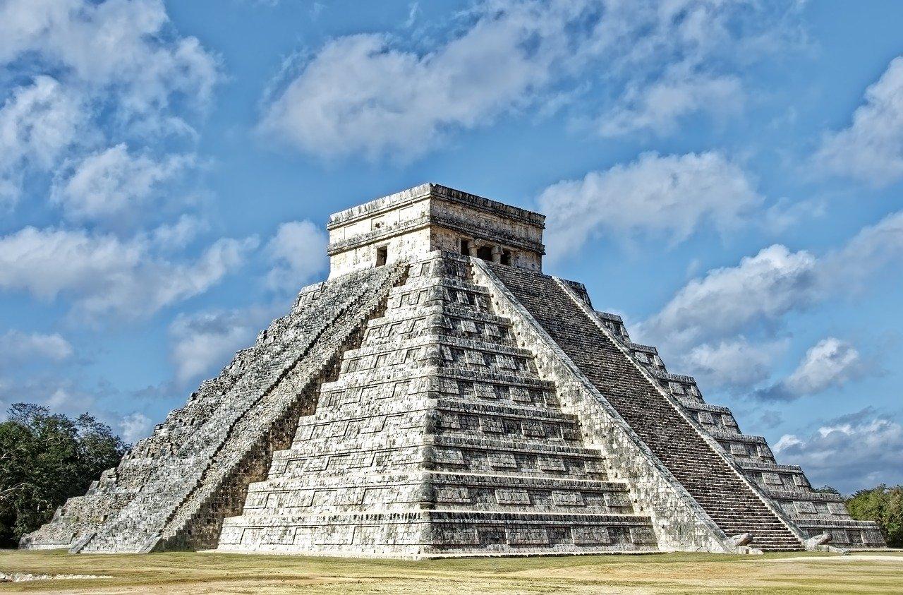 Mexique pyramide