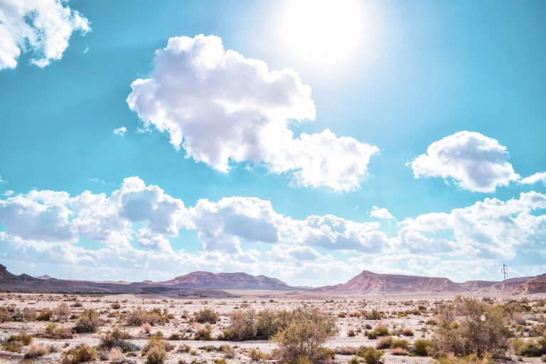 desert-israël